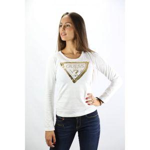 T-SHIRT GUESS T-shirt  manches