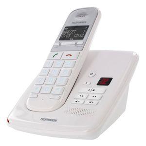 Téléphone fixe TELEFUNKEN TD 351 Pillow Solo Rep