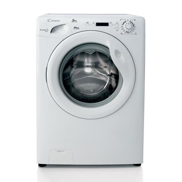 CDISCOUNT - CANDY GCY 1052D1 Lave-Linge Frontal