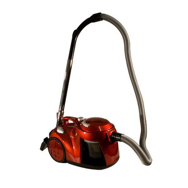 aspirateur sans sac rouge 2400 w filtre hepa achat. Black Bedroom Furniture Sets. Home Design Ideas