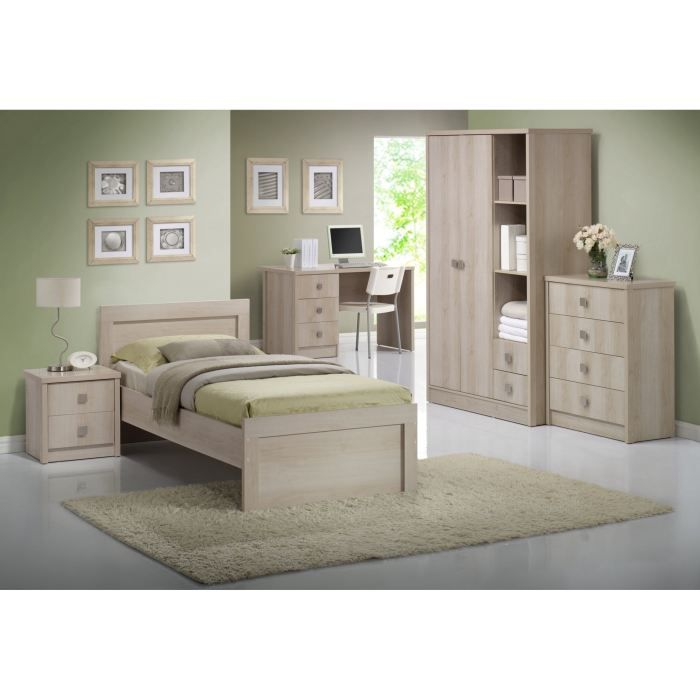 Chambre enfant compl te scala ii achat vente lit for Achat chambre complete