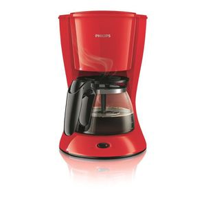 PHILIPS HD7461/43 Cafeti?re ? filtre Daily Collection - Rouge