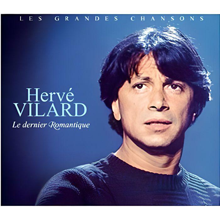 Hervé Vilard - Le Bon Dieu Est Mort / Attends-Moi / Arretez La Musique / Monsieur Yamamoto