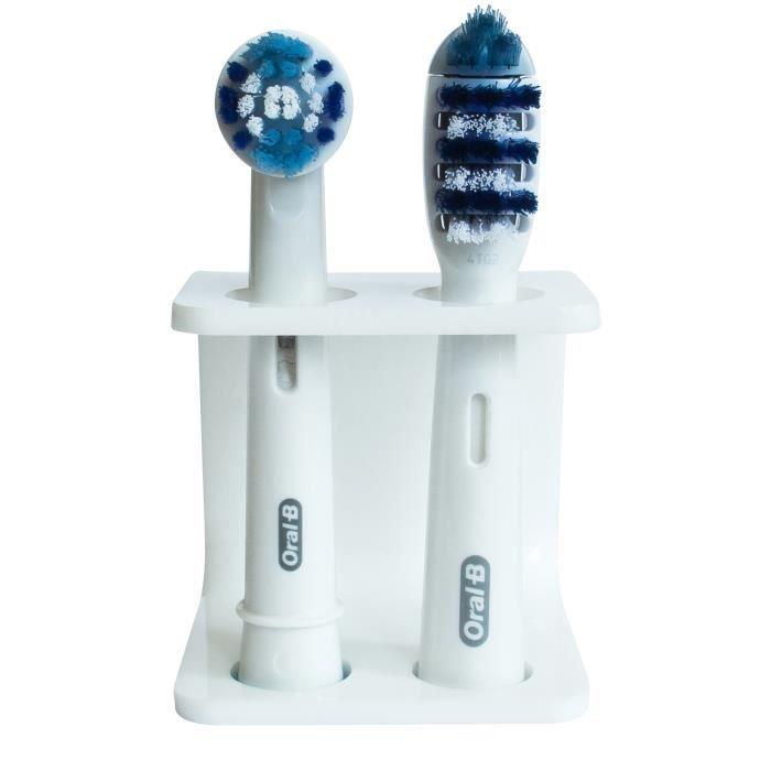 Seemii support t te brosse dents lectrique pour oral b - Porte brosse a dent electrique ...