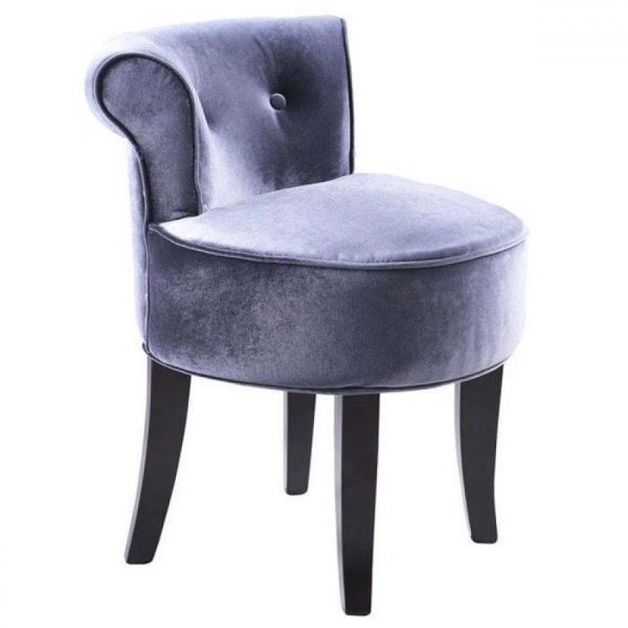 Petit fauteuil design crapaud versailles en velour achat vente fauteuil g - Soldes fauteuil crapaud ...