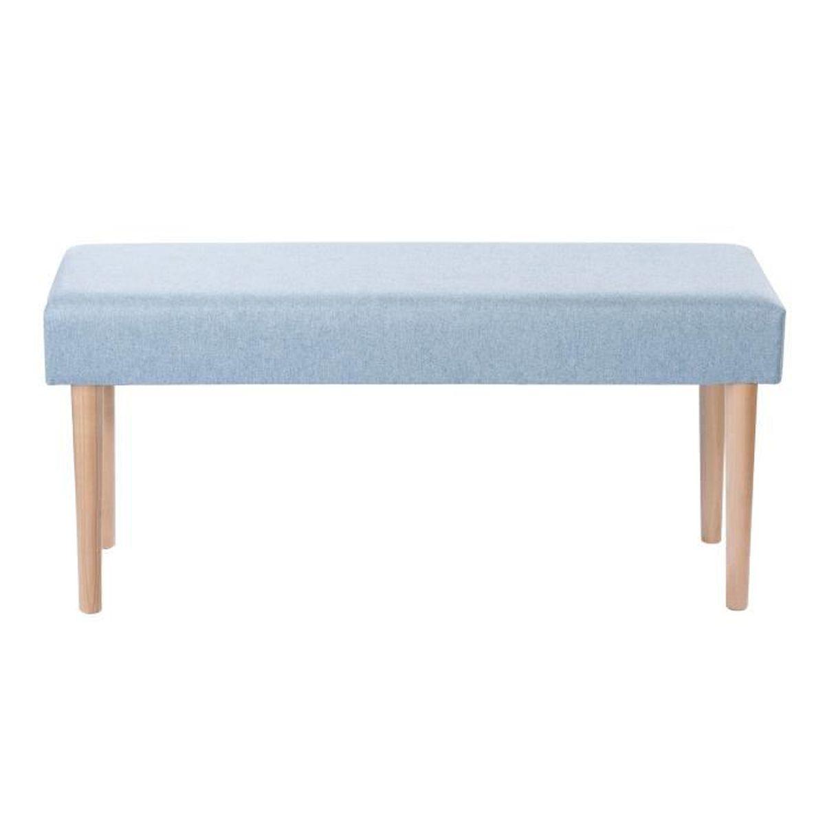banc de pied de lit achat vente banc de pied de lit pas cher les soldes sur cdiscount. Black Bedroom Furniture Sets. Home Design Ideas