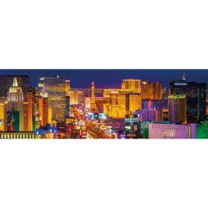 AFFICHE Las Vegas Midi Poster - Strip (30 x 91 cm)