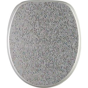 Abattant wc noir achat vente abattant wc noir pas cher cdiscount - Abattant wc frein de chute pas cher ...