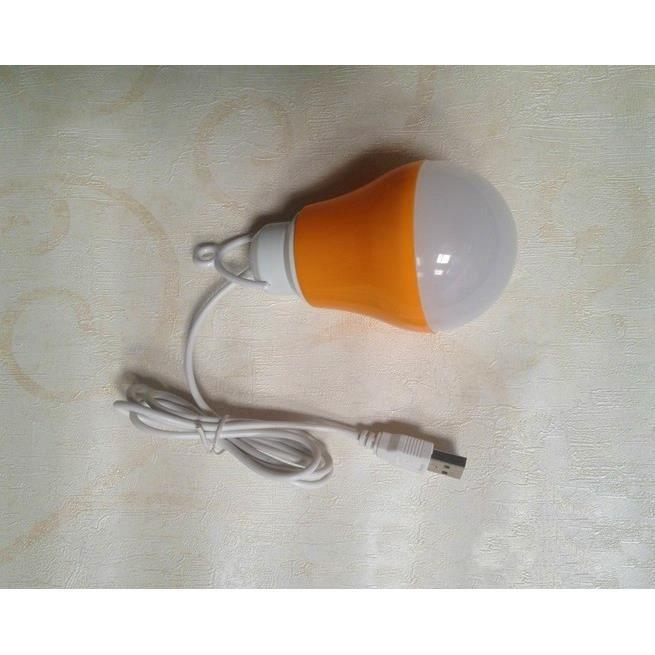 usb ampoule led lampe de forte puissance orange 1 conomie d 39 nergie de 90 2 ac dc 3w 5v. Black Bedroom Furniture Sets. Home Design Ideas