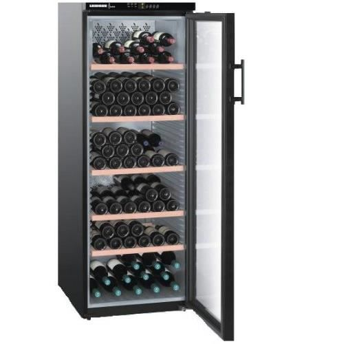 cave a vins liebherr vinothek wtb 4212 achat vente cave vin cdiscount. Black Bedroom Furniture Sets. Home Design Ideas