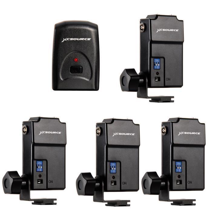 Radio transmetteur d clencheur flash r cepteur achat vente flash cdis - Cdiscount ventes flash ...