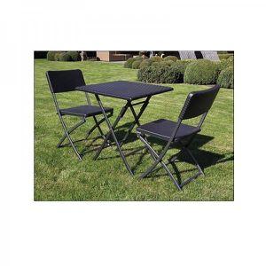 petite table exterieur achat vente petite table exterieur pas cher cdiscount. Black Bedroom Furniture Sets. Home Design Ideas