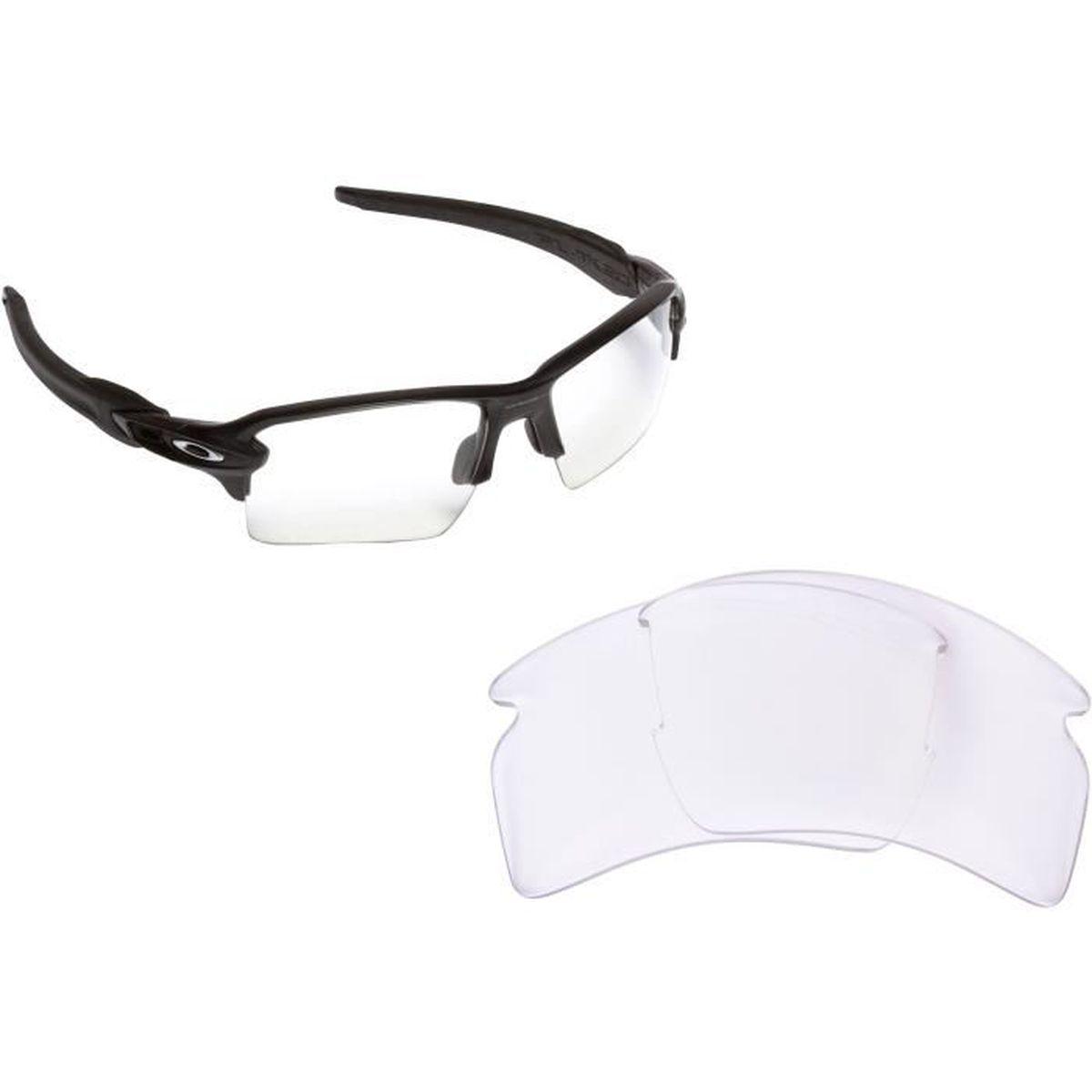 oakley ansi approved safety glasses pnp8  Nouveau Lentilles de remplacement Oakley FLAK 20 XL Transparent Safety