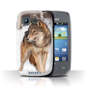 COQUE - BUMPER Coque de Stuff4 / Coque pour Samsung Galaxy Pocket