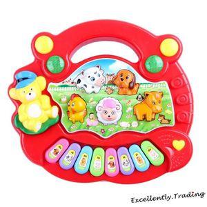 Ferme et animaux jouet achat vente jeux et jouets pas - Leapfrog table d eveil musical des animaux ...