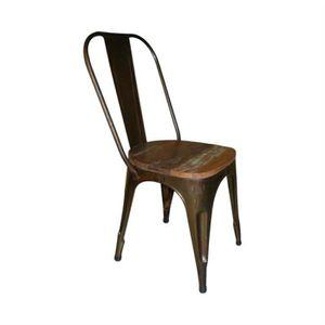 bois de recuperation achat vente bois de recuperation pas cher cdiscount. Black Bedroom Furniture Sets. Home Design Ideas
