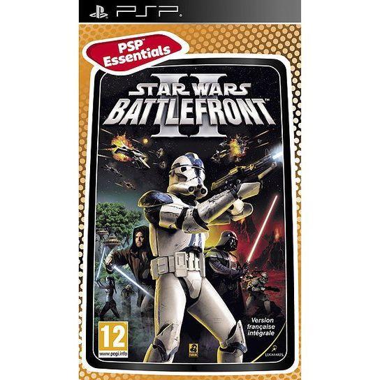 STAR WARS BATTLEFRONT 2 - PSP ESSENTIALS [JEU PSP]