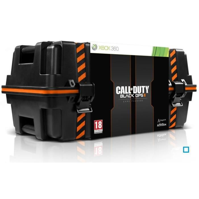 JEUX XBOX 360 Call Of Duty Black Ops II Care Package XBOX 360