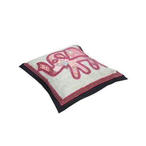 Vintage design patchwork coton housse de coussin 21 par 21 - Housse de coussin patchwork ...