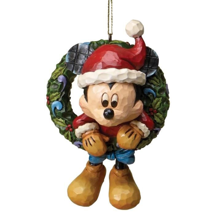 Figurine decoration de sapin mickey achat vente for Cdiscount decoration