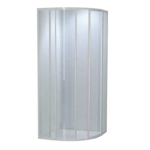 Porte de douche 1 4 de cercle verre 3mm achat vente cabine de douche po - Porte de douche occasion ...