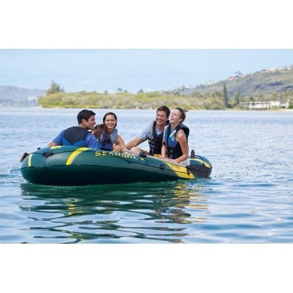 Bateau gonflable 4 places seahawk 4 selection achat vente embarcation - Bateau gonflable 4 personnes ...
