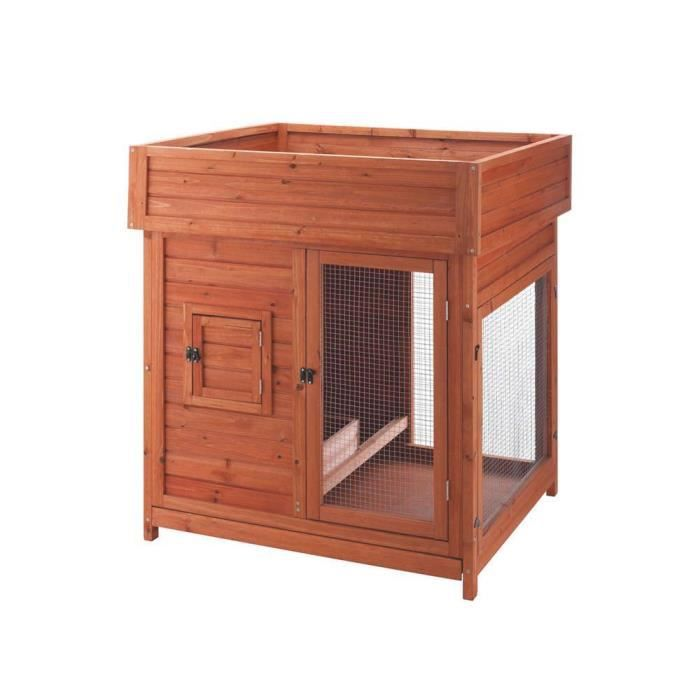 plan poulailler 1 poule. Black Bedroom Furniture Sets. Home Design Ideas