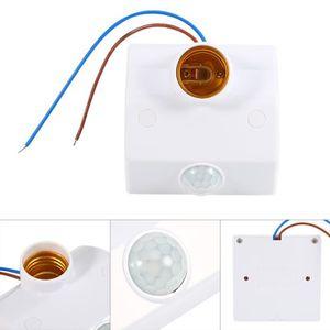 ampoules avec detecteur de mouvement achat vente ampoules avec detecteur de mouvement pas. Black Bedroom Furniture Sets. Home Design Ideas