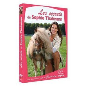 DVD DOCUMENTAIRE LES SECRETS DE SOPHIE THALMANN