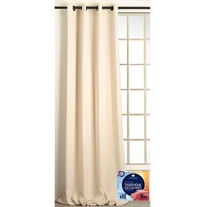 rideau thermique achat vente rideau thermique pas cher cdiscount page 5. Black Bedroom Furniture Sets. Home Design Ideas