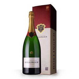 CHAMPAGNE Bollinger Spécial Cuvée Brut 150cl - Etui - Vins E