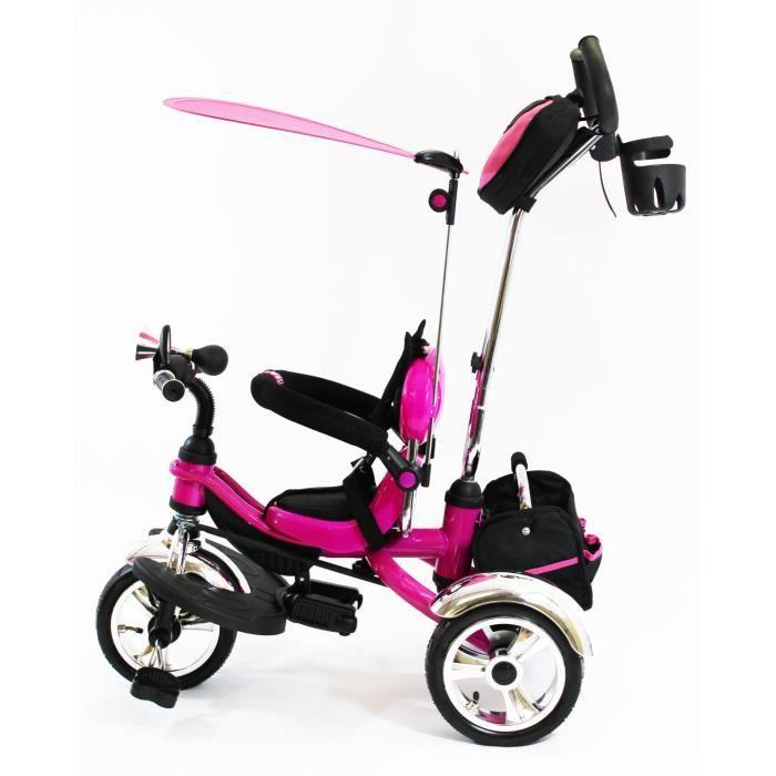 tricycle pour enfants intelligents avec roues gonflables en caoutchouc 4en1 pinokyo air prix. Black Bedroom Furniture Sets. Home Design Ideas