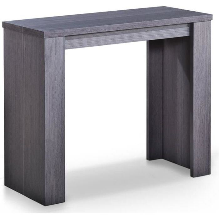Table console bois images - Table console modulable ...