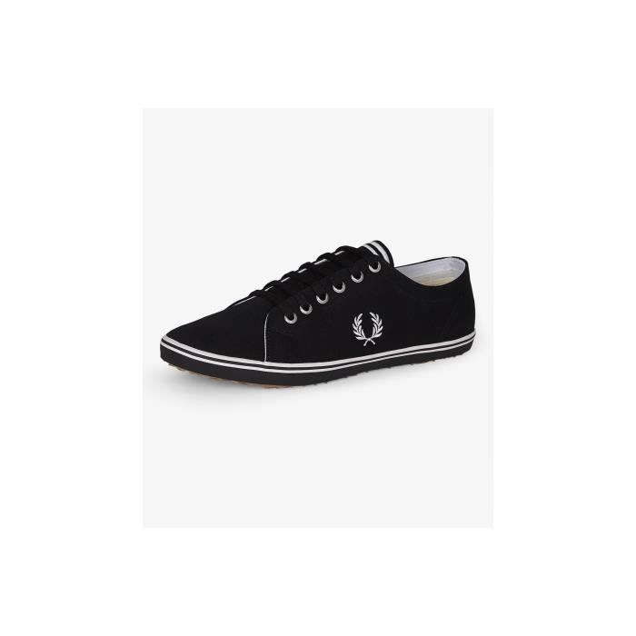 chaussures fred perry kingston b noir achat vente basket cdiscount. Black Bedroom Furniture Sets. Home Design Ideas