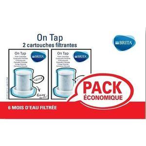 ROBINETTERIE DE CUISINE Pack de 2 cartouches pour système OnTap
