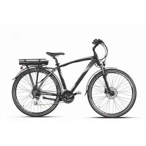 MONTANA Vélo Loisir Electrique E-Dijon 28 Acera 3X8 Vitesses 11,6 Ah-417 Wh Homme