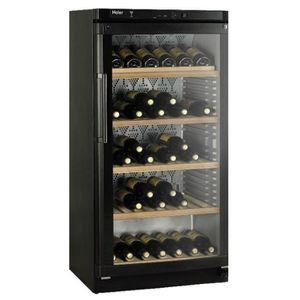 HAIER JC-298GA - Cave ? vin de vieillissement - 120 bouteilles - Pose libre - Classe A - L 66,5 x H 128 cm