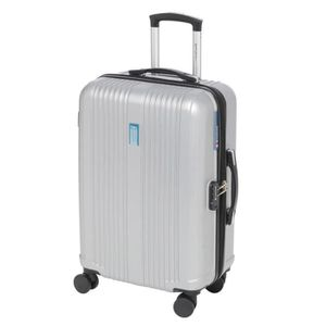VALISE - BAGAGE TRAVEL WORLD Valise Rigide ABS 4 Roues 58 cm APL A