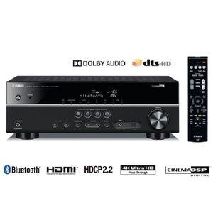 AMPLIFICATEUR HIFI YAMAHA HTR-3068 Amplificateur Tuner Audio vidéo 5.