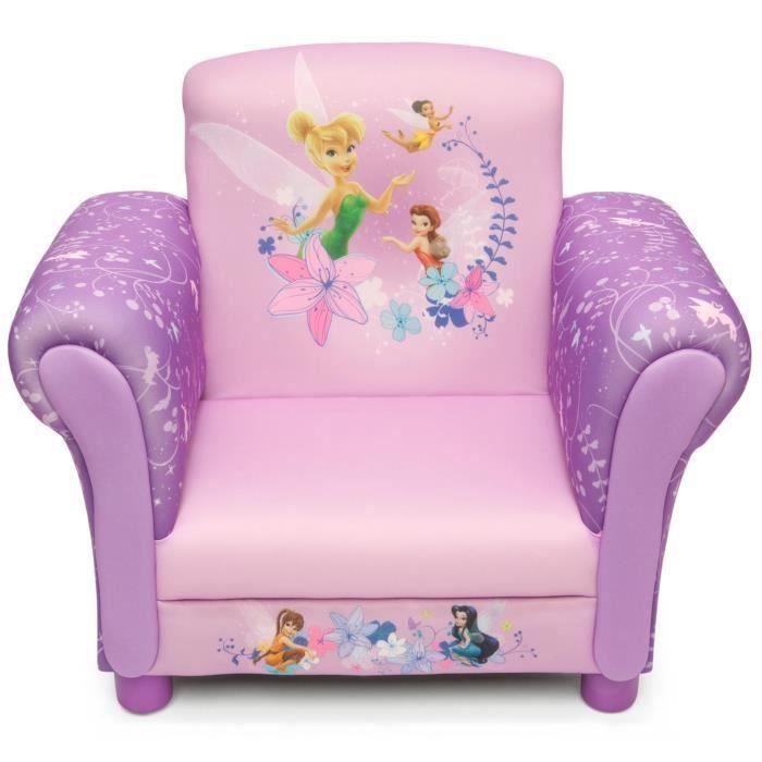 Fairies fauteuil achat vente fauteuil canap b b for Petit fauteuil pour chambre