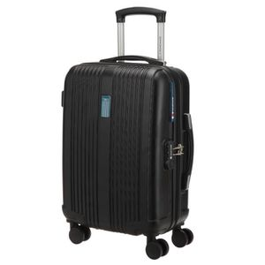 VALISE - BAGAGE TRAVEL WORLD Valise Cabine Low Cost Rigide ABS 4 R