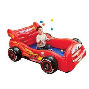 PISCINE À BALLES CARS Aire De Jeux Gonflable A Balles