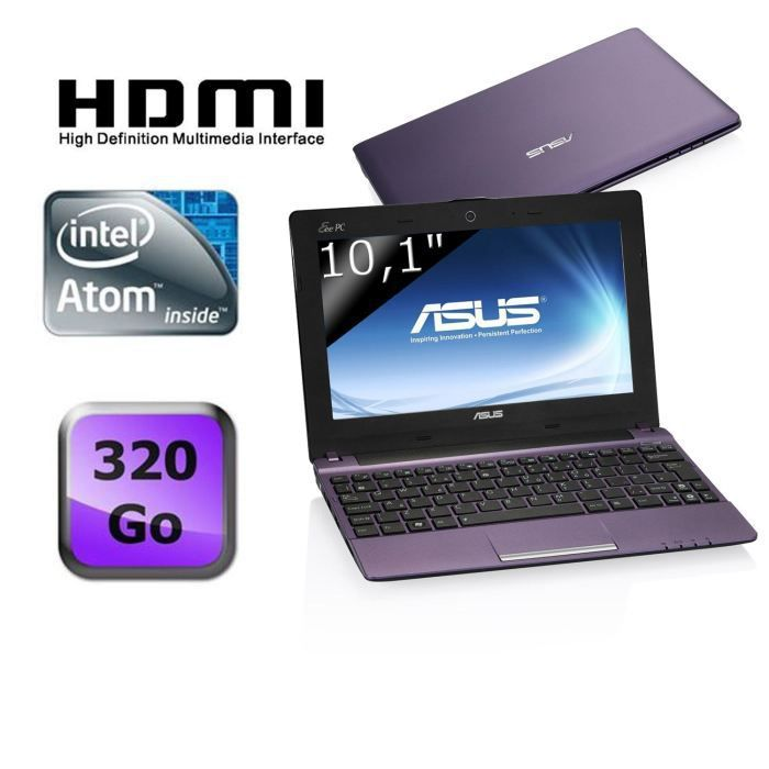 NETBOOK Asus X101CH-PUR020S