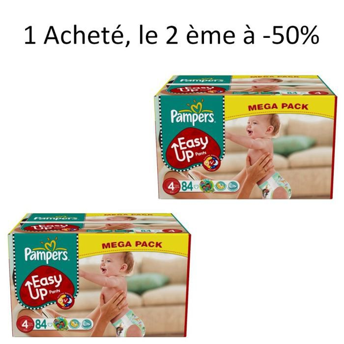 Pampers easy up - Couches pampers en gros pas cher ...