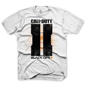 T-SHIRT T-SHIRT 'CALL OF DUTY : BLACK OPS 2' - SPLASH L…