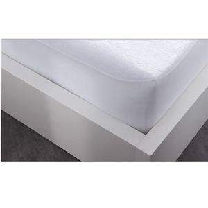 protege matelas 80x190 achat vente protege matelas 80x190 pas cher cdiscount. Black Bedroom Furniture Sets. Home Design Ideas