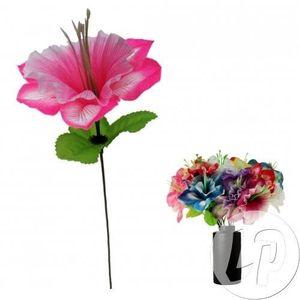 FLEUR ARTIFICIELLE fleur artificielle hibiscus 26cm