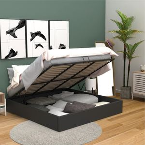 lit coffre rangement pas cher