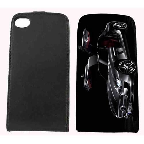 Housse cuir voiture allemande pour iphone 4 ou achat for Housse voiture cuir