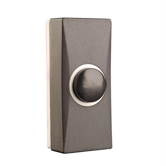 Poussoir pour carillon filaire noir achat vente sonnette carillon cdi - Bouton poussoir pour sonnette ...